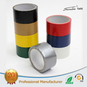 Hotselling Cheap All Kinds of Colors Cloth Duct Tape for Strengthening and Fixing pictures & photos