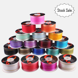 Stock Sale Organza Ribbon pictures & photos
