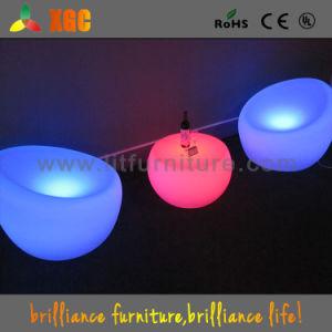 LED Lighting Coffee Table for Wedding