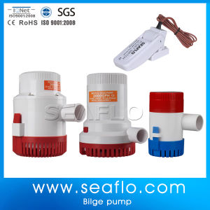 Seaflo 24V 3700gph DC Automatic Bilge Pump pictures & photos