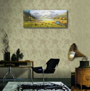 The Valley Scenery in Oil Painting pictures & photos