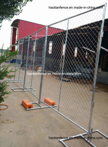 American Temporary Chain Link Mesh Fence Panel, Temp Chain Link Fening Panels pictures & photos
