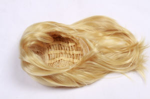 Fashion Factory Wholesale Price for Machine Made Synthetic Wigs pictures & photos