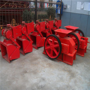 Pg Series Double Tooth Roll Crusher for Stone, Rock, Coal Crushing pictures & photos