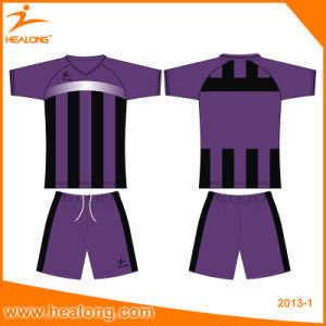 New Pattern Sportswear Custom Sublimation Soccer Uniform for Team Club pictures & photos