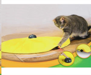 Cat Toy Cat′s Meow Undercover Mouse pictures & photos
