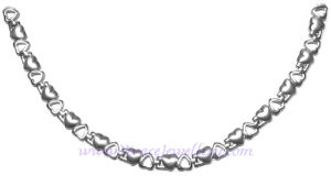 Magnetic Stainless Steel Necklace (SSN-018)