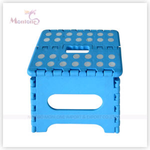23*19*19cm Sturdy Plastic Foldable Stool for Easy Storage pictures & photos