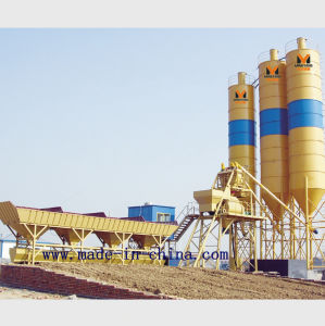 50m3/H Foundation Free Concrete Batching Plant / Mixing Plant for Sale pictures & photos