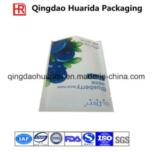 Aluminum Foil Packing Bag for Facial Mask with Tear Notch pictures & photos