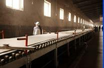 Full Automatic Plaster Board Production Line