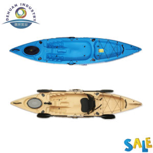 Queen Quality Single Sit-on-Top Fishing Kayak