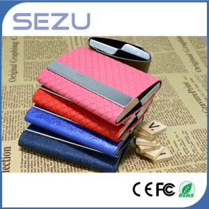 Double Open Name Card Power Bank for iPhone as Promotional Gift pictures & photos