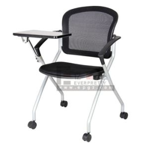 School Furniture Student PP Sketching Chair with Pad pictures & photos