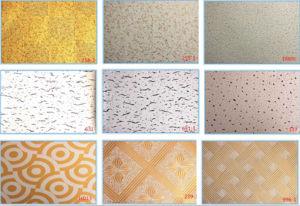 Gypsum Ceiling Lamination PVC Film (gypsum ceiling film) pictures & photos