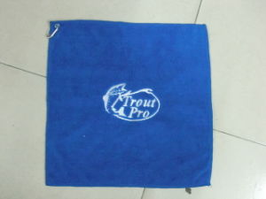 Customized Microfiber Fabric Face Towels Cu-348