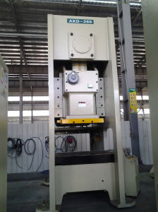 260 Ton Semiclosed Punching Machine