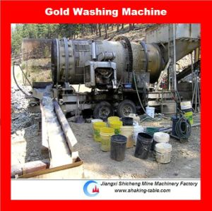 Alluvial Gold Extraction Washing Machine pictures & photos