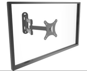 "TV Wall Mount Black or Silver Suggest Size 10-24"" LCD2001 pictures & photos"