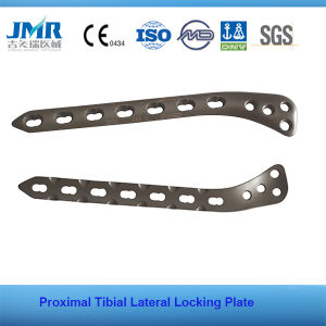 Proximal Tibial Lateral Locking Compression Plate LCP pictures & photos