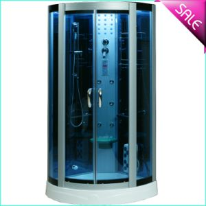 Fashional Temper Glass Steam Shower Room, Steam Shower Enclosure (SR620) pictures & photos