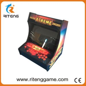 Table Top Old Multi Games Bartop Arcade with Arcade Joysticks pictures & photos