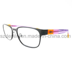 Latest Branded Spectacle Frames Metal Optical Frames pictures & photos