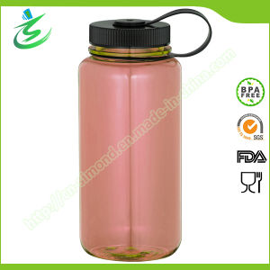 BPA Free Wholesale Plastic Water Bottle with Custom Logo pictures & photos
