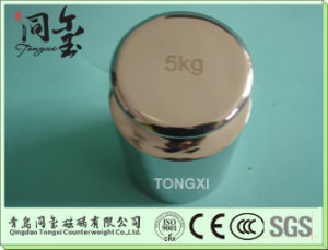 Stainless Steel Weights Test Weight Counter Weights pictures & photos