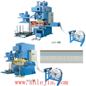 C-Frame High-Speed Automatic Production Line for Air Conditioner Fins pictures & photos