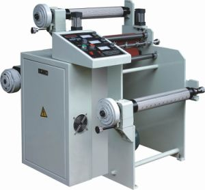 Roll Adhesive Tape Automatic Laminating Machine (TH-420) pictures & photos