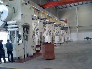 500 Ton Powder Press for Powder Metallurgy Industry and Sintering Technology pictures & photos