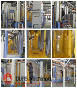 Powder Coating Line with Electric Control System pictures & photos