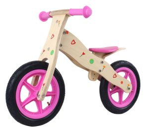 2017 New Design Hot Sale Running Bike Kids Learning Wooden Balance Bike