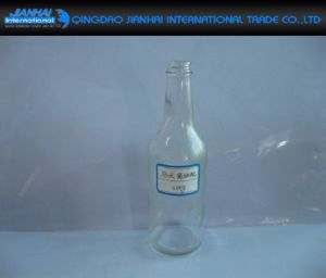 350ml Wholesale Glass Soy, Sauce, Vinegar Bottle for Cooking Storage pictures & photos