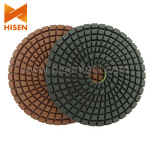 Flexible Diamond Polishing Pads pictures & photos