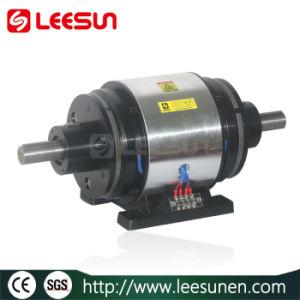 50nm Leesun Double Clutch Electromagnetic Clutch Brake Unit Fmt-050 pictures & photos