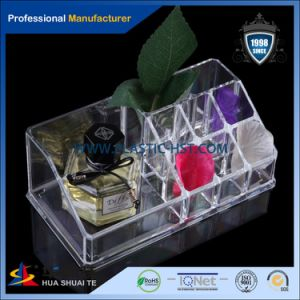 High Quality Cheap Price Promotion Gift Clear Plastic Acrylic Makeup Cosmetic Organizer Box pictures & photos