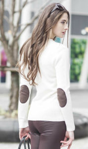 Ladies′ Fashion Cashmere Pullover Sweater (1500002040) pictures & photos