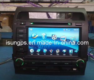 """ISUN 8"""" HD Car DVD GPS for Toyota Land Crusier with BT, Rear View and iPod"""