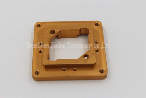 Customized Precision CNC Machining Parts with Colorful Anodizing pictures & photos