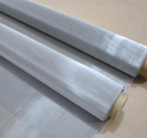 Plain Weave / Woven Stainless Steel Cloth / Fabric / Screen / Wire Mesh pictures & photos