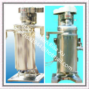 Gq Clarification Tubular Centrifuge Separator Selling in China pictures & photos