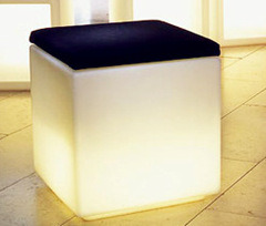 LED Waterproof Cube Ice Bucket Cube Flower Pot pictures & photos