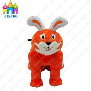 Finego Kiddy Electric Battery Toy Walking Animal Ride on Wheel pictures & photos