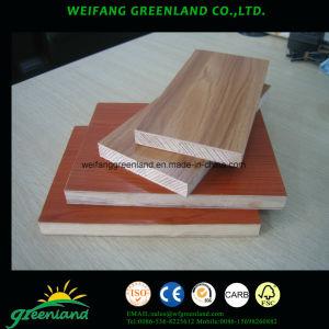 18mm Falcata Core Laminated Block Board Furniture Usage pictures & photos