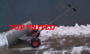 Glavanised Steel Snow Pushing Tool Cart Tc2013