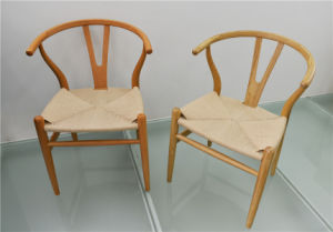 Wooden Y Chair Hans Wegner Chairs for Restaurant (FOH-CXSC10) pictures & photos