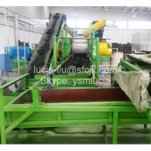 Waste Tyre Recycling Plant, Used Tire Reclaim Rubber Machine pictures & photos