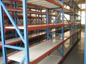 Heavy Duty Warehouse Metal Shelf Storage System 4 Layers pictures & photos